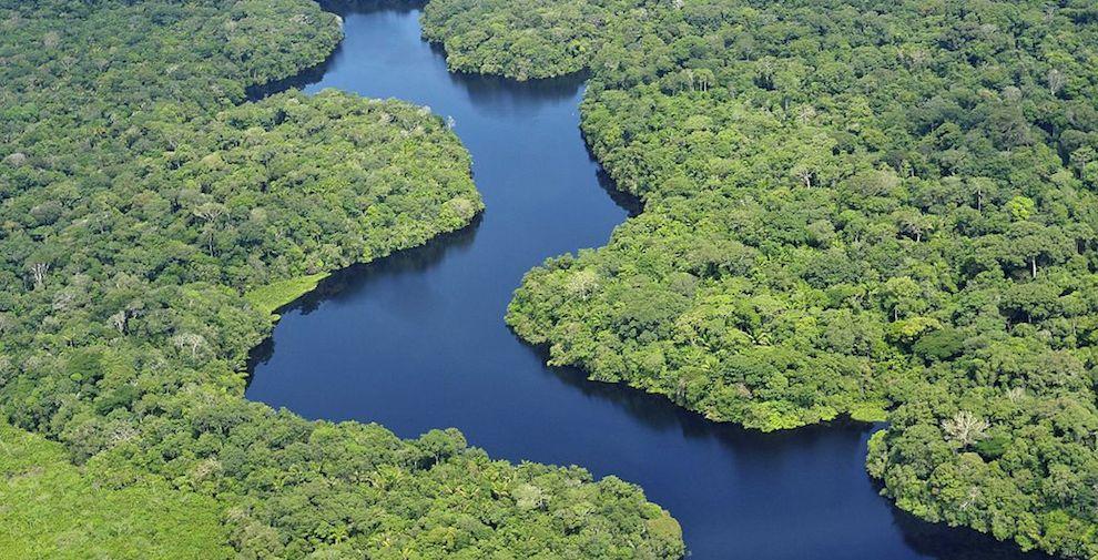 clima en el amazonas