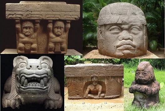 CULTURA OLMECA | Orígenes, características, arte, sociedad