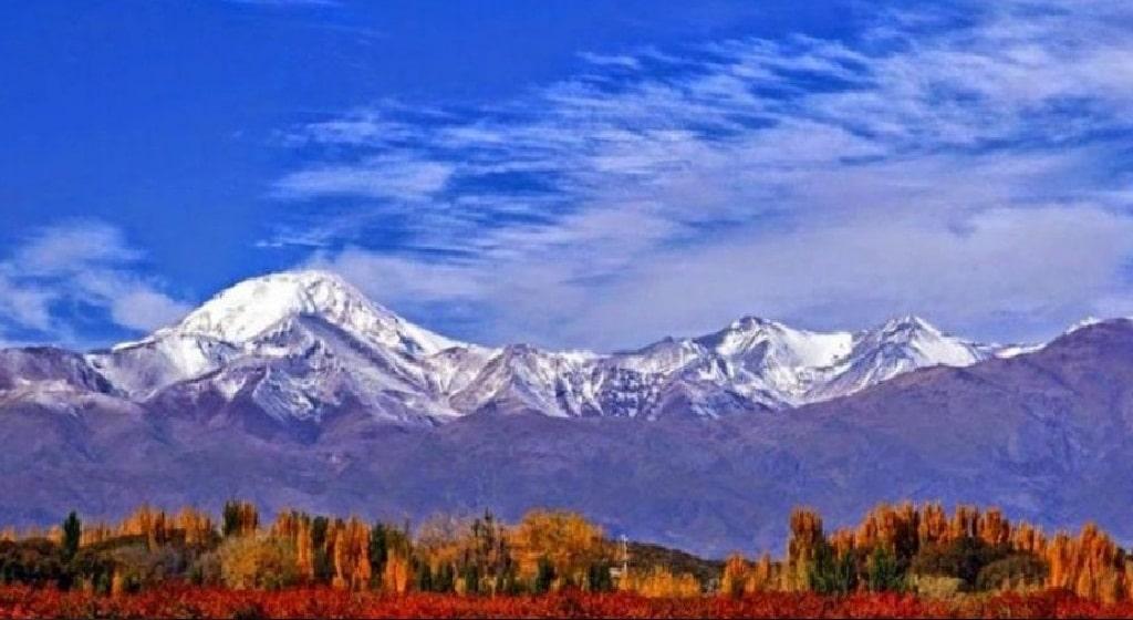 formación de las montañas