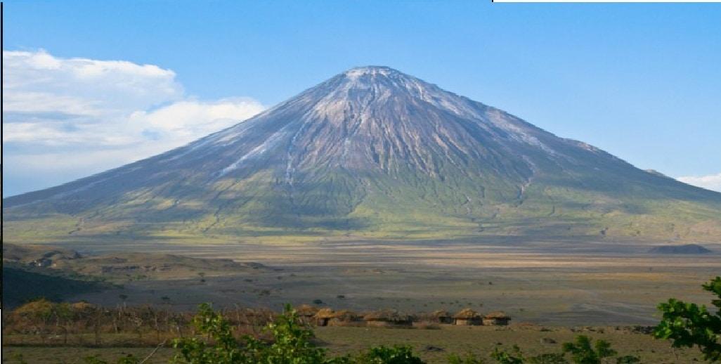 montañas volcanicas