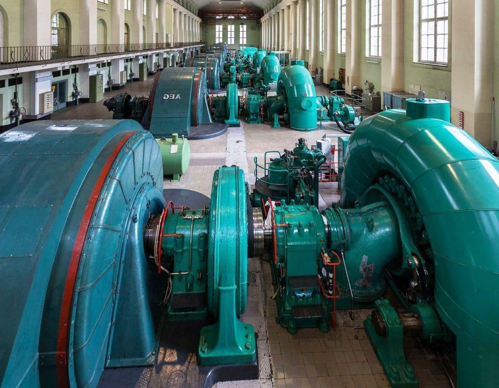 que es la energia hidraulica
